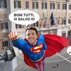 renzi_superman_Formato Quadrato
