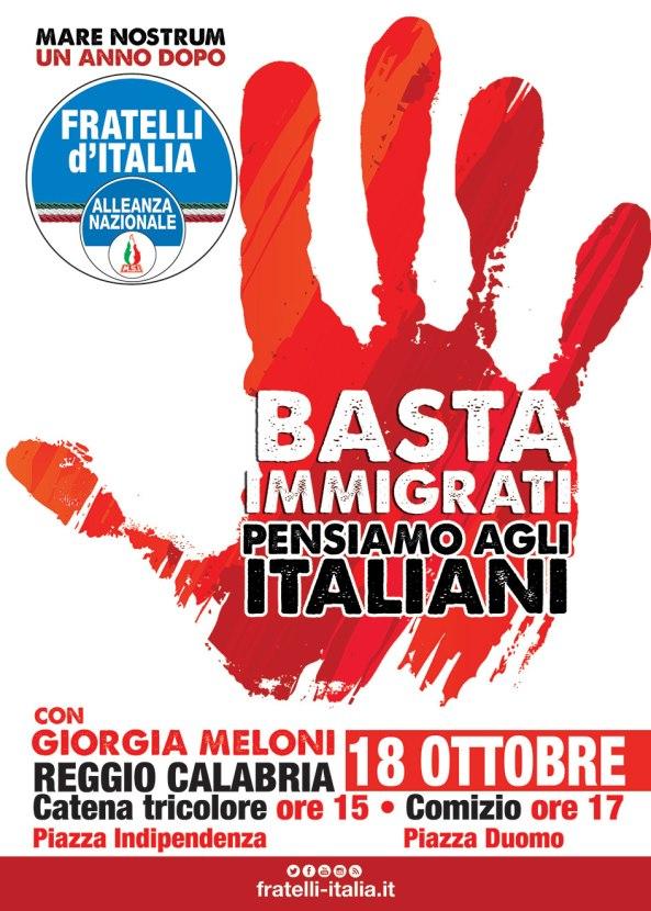 Basta-Immigrati